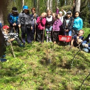 250 schools joined the forskare fredag project, May 2015. By F. Öhman